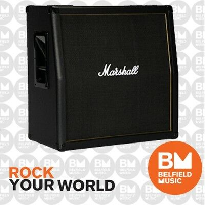 """Marshall MG412AG Guitar Cab Angled Cabinet 4x12"""" GOLD SERIES Replaced MG412ACF"""