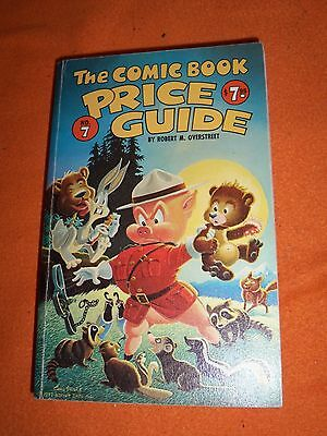 Overstreet Comic Book Price Guide #7 Edition Softcover Carl Barts