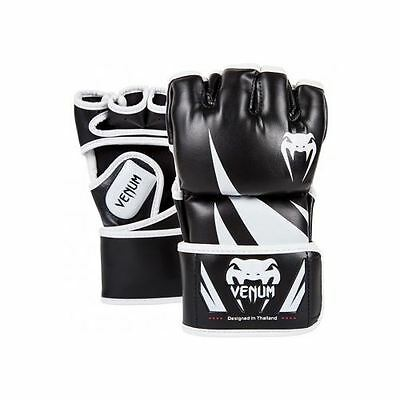 Venum Challenger MMA Gloves – Black/White