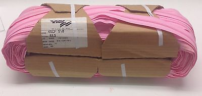 """YKK Pink Zipper Chain Size 45CF/ 200 Continuous Meters/ Nylon Coil 5/8"""""""