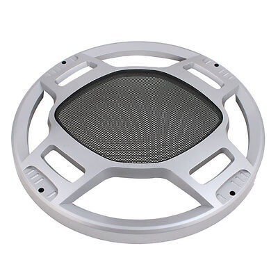 """15"""" Car Audio Speaker Mesh Sub Woofer Subwoofer Grill Dusty Cover Protector"""