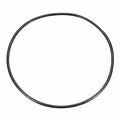 Black Universal O-Ring 330mm x 8.6mm BUNA-N Material Oil Seal Washers Grommets