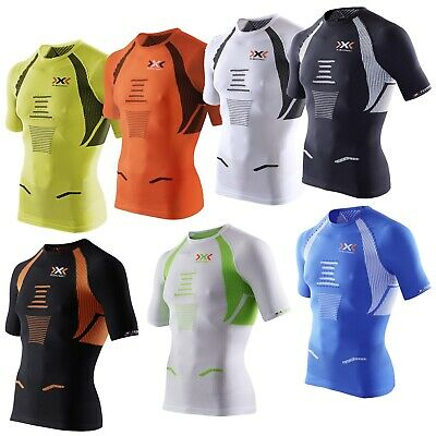 X-Bionic Running Man The Trick Shirt Laufshirt Funktionsshirt Jogging Herren