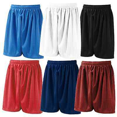 New Men's Football, Gym, Running, Hockey PE Sports Shorts Sizes S M L XL XXL