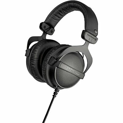 BeyerDynamic DT 770 Headphones 16 ohm - Ideal for Apple & Android
