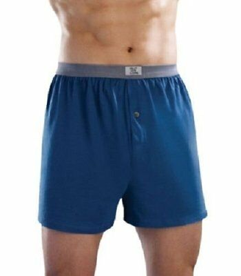 Fruit Of The Loom Men's Knit Boxers 6-Pk Shorts New In Famous Brand Packs S-5Xl