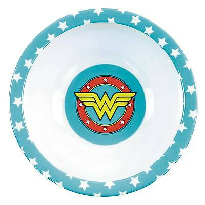 DC Comics Wonder Woman Melamime Bowl
