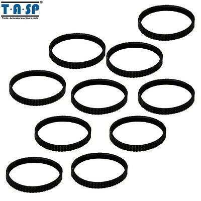10 Pack MAKITA Planer Drive Belt  225069-5 fit Makita 1911B 1125