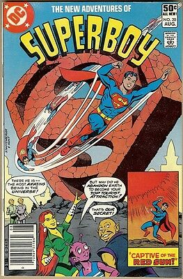 New Adventures Of Superboy #20 - FN+