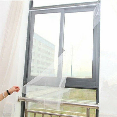 Anti-Insect Fly Bug Mosquito Door Window Curtain Net Mesh Screen Protector HOT