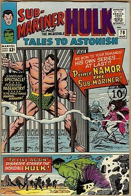 Tales To Astonish #70 - VG/FN