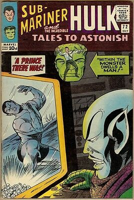 Tales To Astonish #72 - FN-