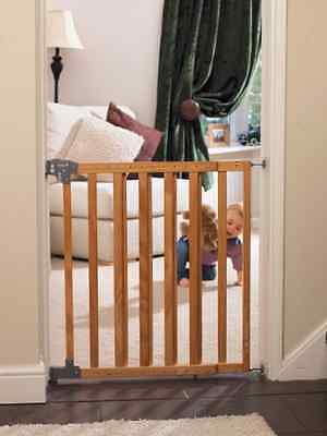 Baby Dog Safety Gate Security Pet Child Children Toddler Infant Stair Barrier