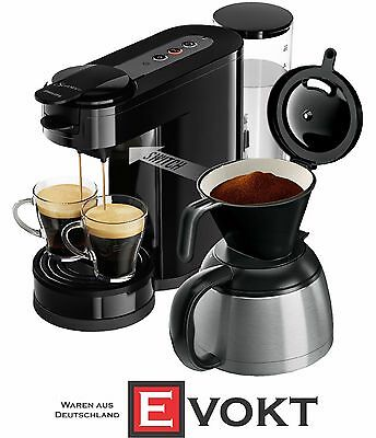 Philips Hd789260 Senseo 2in1 Switch Pod Filter Coffee