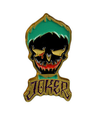 DC Comics Suicide Squad The Joker Limited Edition Lapel Pin