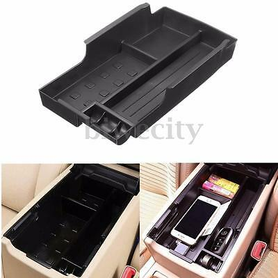 Car Armrest Storage Tray Glove Box Container For Toyota Camry (XV50) 2012-2015