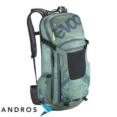 EVOC FR SUPERTRAIL BOLIVIA 20l - Technical backpack Verde Man