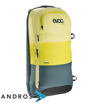 EVOC ZIP-ON ABS - DRIFT 10l - Backpack + ABS predisposition