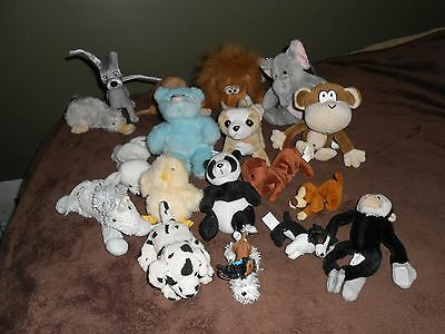 Ganz, Kellytoy, Zangeen And More Stuffed Animals............reduced