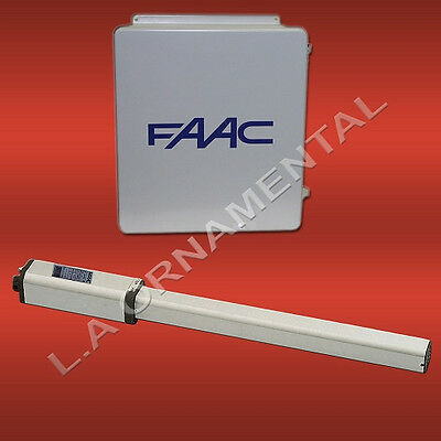 FAAC 422 CBAC Automatic Swing gate Opener Standard Basic Single Operator Kit