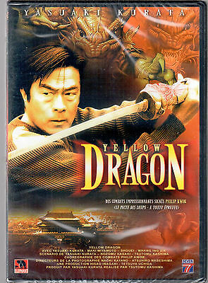 DVD Yellow dragon (neuf sous blister) | Action - aventure | ref0 | Lemaus