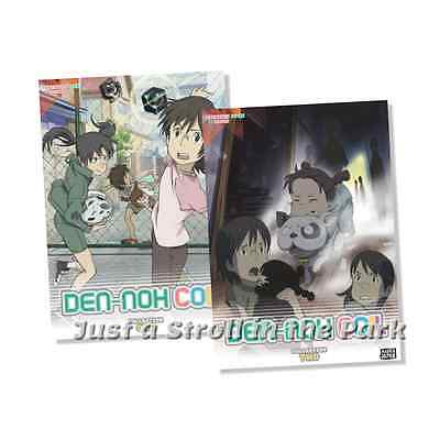 Den-Noh Coil: Complete Anime TV Series Collection 1 & 2 Box / DVD Set(s) NEW!