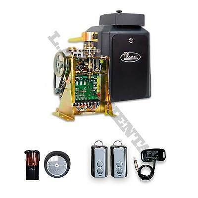 Ramset 30 Swing Gate Openers Kit 2 Commercial Automatic Swing Gate Operator