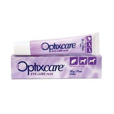 Optixcare Eye Lube Plus Hyaluron 20g Purple