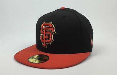 San Francisco Giants 8-Time Champs New Era 59Fifty