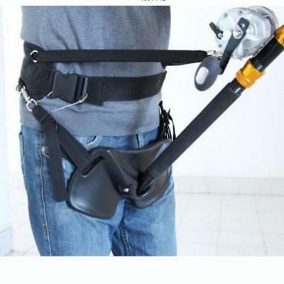 Pro Stand Up Offshore Fishing Gimbal Padded Fighting Belt Rod Holder Harness