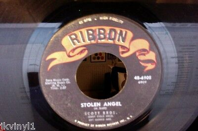 Scott Bros-Stolen Angel/keep Laughin-Ribbon 6905. Vg+