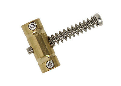Gotoh In-Tune BS Vintage Telecaster Tele Style Guitar Bridge Saddles • Brass