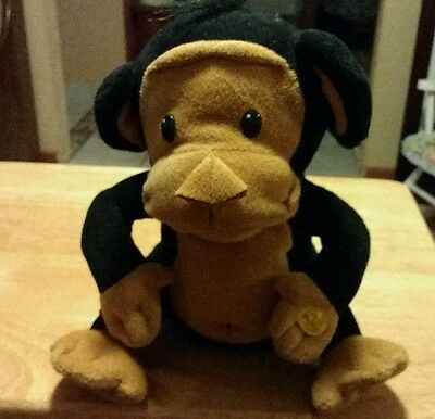 Insulting monkey by Gemmy sensor activated adult novelty toy