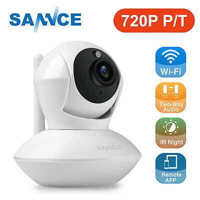 Wireless WiFi HD 960P Network CCTV Camera Day Night Home Security System Indoor
