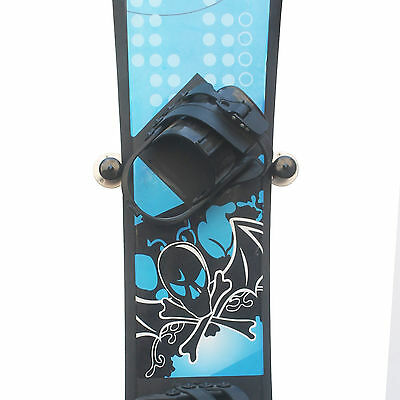 Clinch Design Snowboard Wall Storage Rack Wall Mount Wall Display  - One Pair