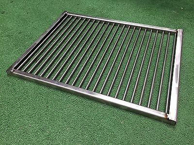 BBQ Stainless Steel Replacement Heavy Duty 8mm Cooking Grill - Made to Measure