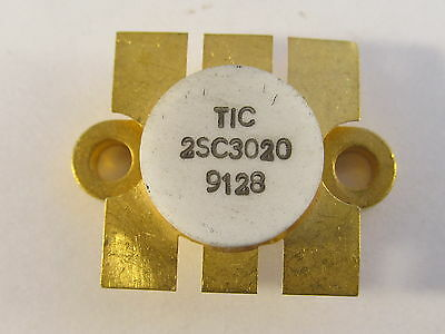 2SC3020 - TIC N-Channel RF Power Transistor 35V, 1A, 10W