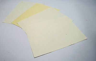 Adhesive Sheets - A4 Double Sided
