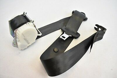 Ford Fiesta MK7 2008-2017 N/S/R Passenger Side Rear Seat Belt - 8V51-A611B69-A_