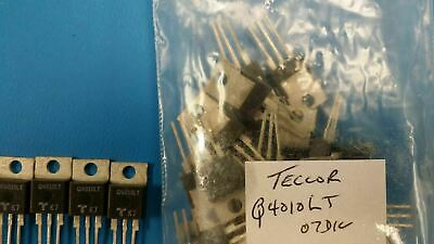 (5 PCS) Q4010LT TECCOR Triacs 400V 10A 33/43V TO-220