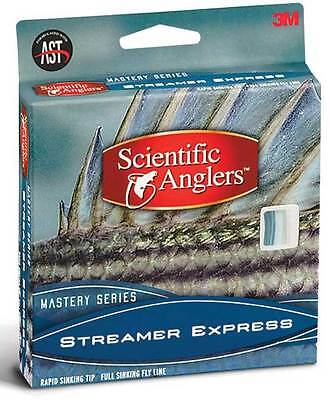 SA Mastery Streamer Express Intermediate  WF-250gr Sink Tip Fly Line (7-8 WT)