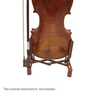 Stand Holder for 4/4 3/4 1/2 1/4 Size Violin Part Accessory Sponge Pad New D2W5