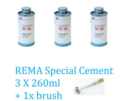 Rema Tip Top Special Cement SC-BL cold vulcanizing repairs Tire Repair 5159365
