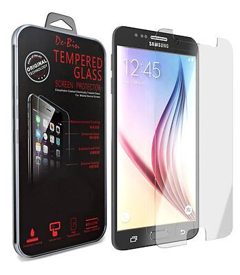 New Tempered Glass 9H Screen Protector 0.26mm for Samsung Galaxy S7 SM-G930