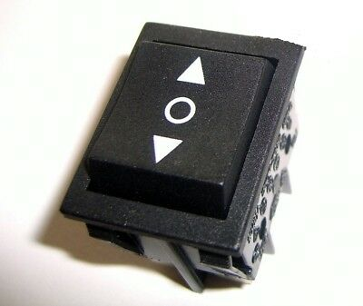 DPDT 20 amp  momentary rocker switch ~ 6 PIN ~   US SELLER & SHIPPER