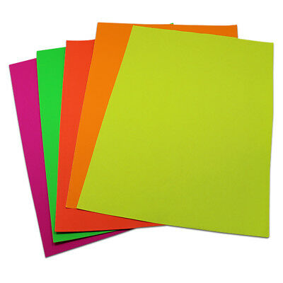 A4 Size Colorful Self Adhesive Stick Sticker Label Decal Printing Paper Sheet