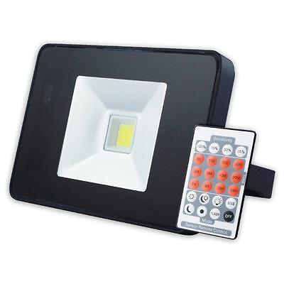 Latest Microwave Pir Detector Remote Control Low Energy Led Security Flood Light
