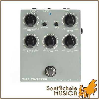 Pedale Effetto T-REX TWISTER CHORUS FLANGER