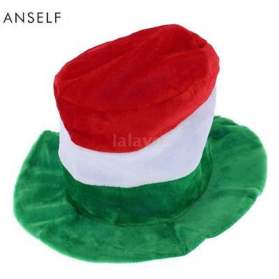 Sports Game Italian Fans Hat Carnival Cap Football Hat F/Party Cosplay Show A5Y2