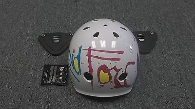 Watersports Helmet 2010 Liquid Force Flash With Ear Flaps Large